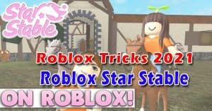 Roblox Star Stable Codes