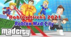 Roblox Mad City Codes