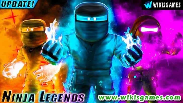 Roblox Ninja Legends