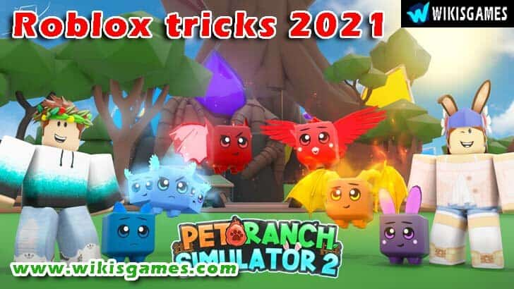 Roblox Pet Ranch Simulator 2 Codes