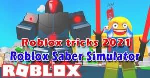 Roblox Saber Simulator Codes