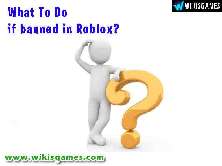 Roblox ban