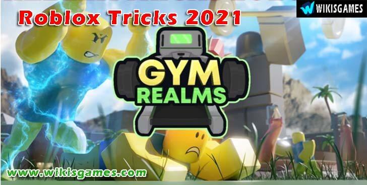 Roblox Gym Realms