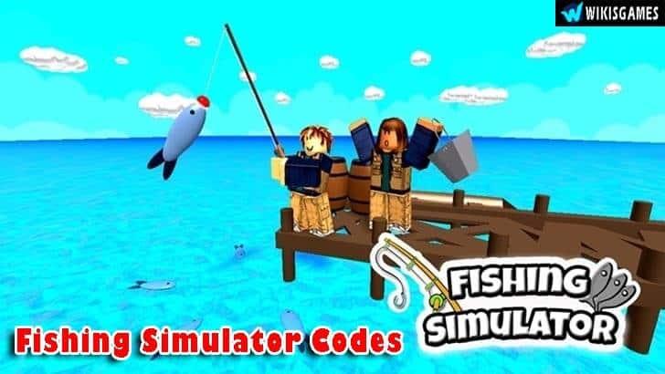 Roblox Fishing Simulator Codes