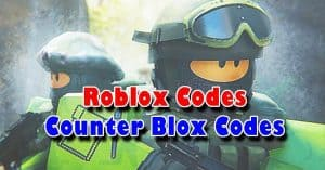 Roblox Counter Blox Codes – free funds and cases