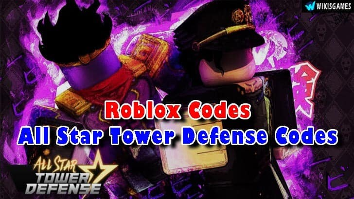 Roblox All Star Tower Defense Codes List (Updated)