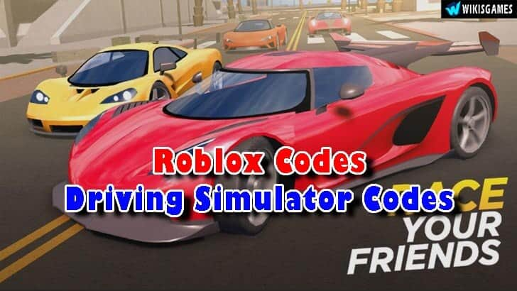 Roblox Driving Simulator Codes List (Updated)