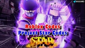 Roblox Project Star Codes List (Updated)